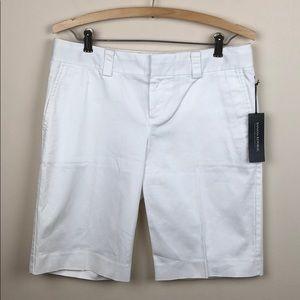 Banana Republic - Stretch Bermuda Shorts